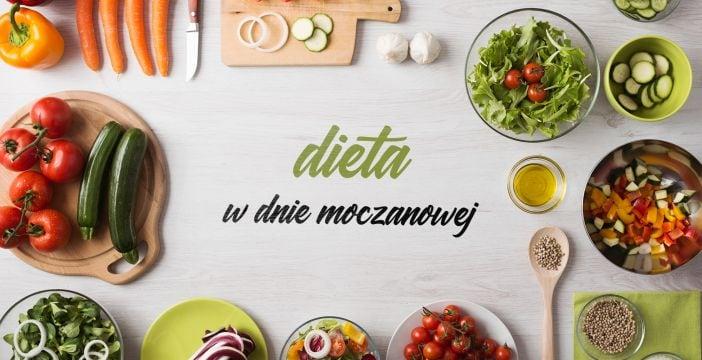 Dieta w dnie moczanowej