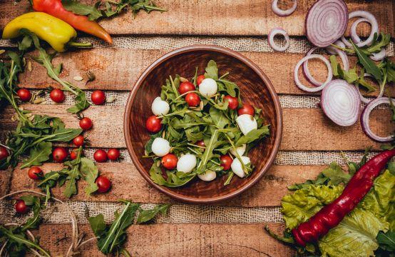 Dieta wegetariańska na odchudzanie 1600 kcal – darmowy jadłospis