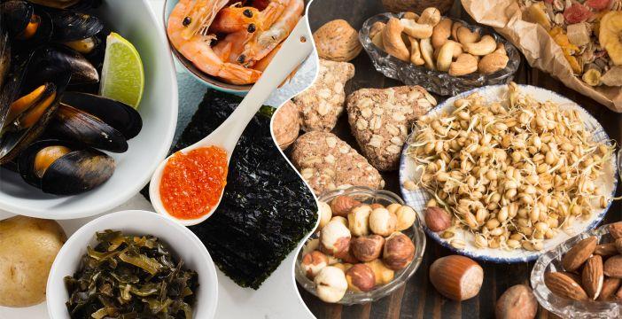 Jedz te 5 produktów, aby nie mieć niedoborów jodu i selenu