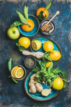 Dieta na odporność - czy babcine sposoby działają (rosół, miód i mleko z czosnkiem)?