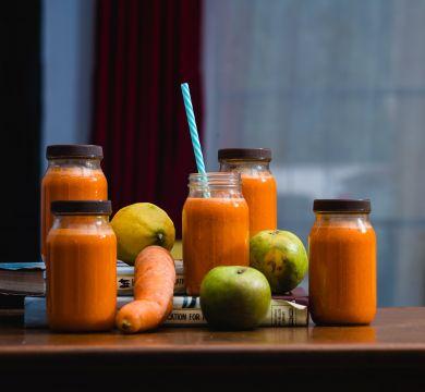 Dieta sokowa - detoks, zasady stosowania, efekty