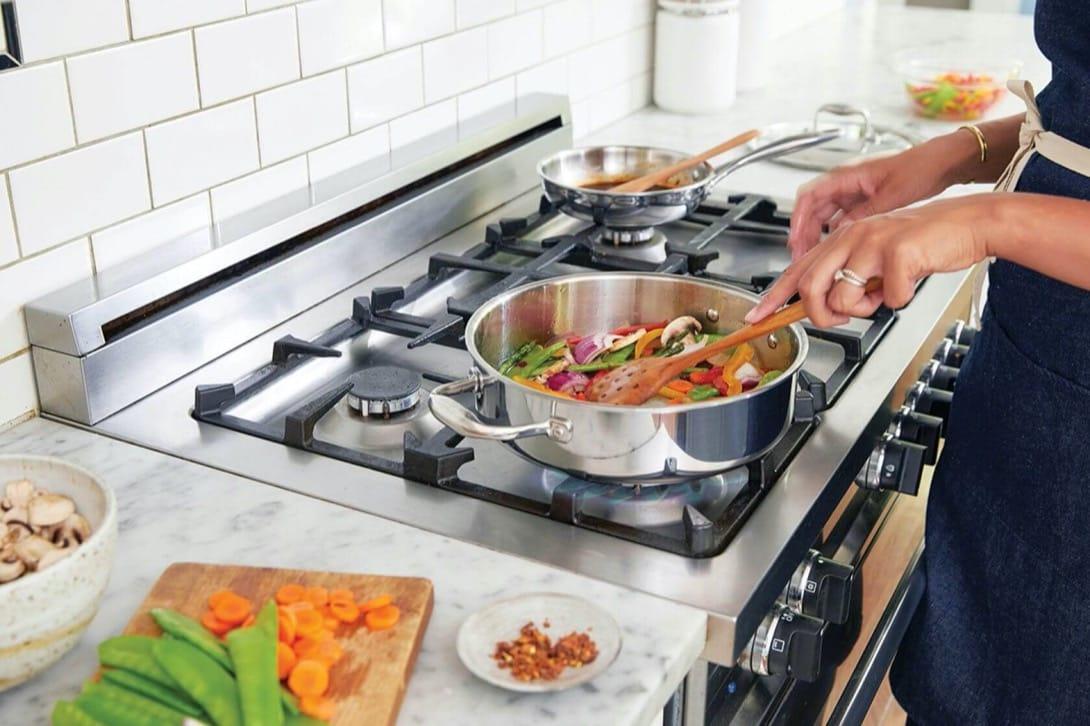Jak gotować szybciej o 50%?