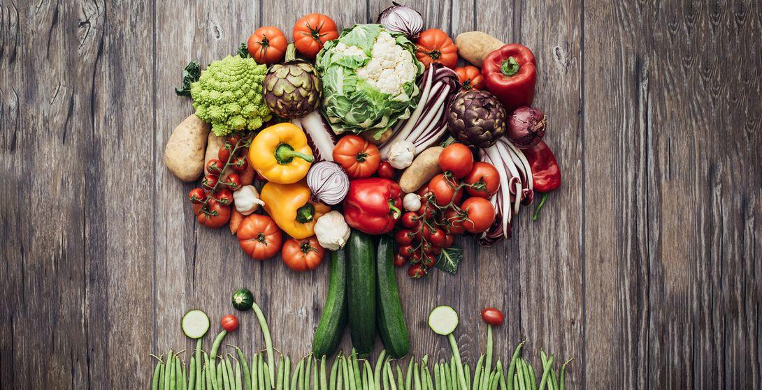 Dieta roślinna - 10 faktów, dla których warto ją stosować (lub nie)