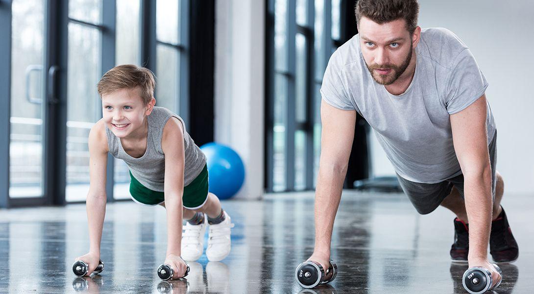 Suplementy dla młodych sportowców