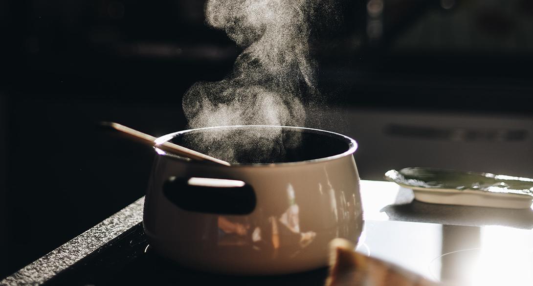 Gotowanie roślinne aromat